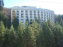 Hotel Faget Sovata Spa