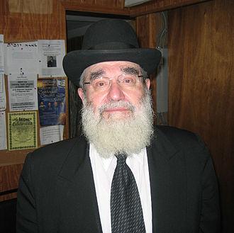Reuven Feinstein - Rabbi Reuven Feinstein