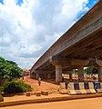 Rabah Road bridge construction, Kaduna State 01.jpg