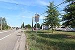 Radar pédagogique route Mâcon St Cyr Menthon 10.jpg