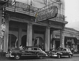 Radio Mil Diez - Office of Radio Mil Diez in Havana