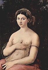 בת האופה - רפאל- ארמון ברבריני-רומא