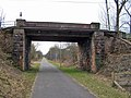 Railway bridge without a railway - geograph.org.uk - 1768430.jpg