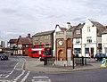 Rainham clock tower - geograph.org.uk - 1021450.jpg