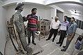 Raj Kapoor Statue In Progress - Kolkata 2017-08-08 4098.JPG