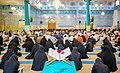 Ramadan 1439 AH, Qur'an reading at Imamzadeh Ibrahim of Dowlatabad, Isfahan - 24 May 2018 10.jpg