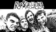 RapScallions band, 2015.jpg