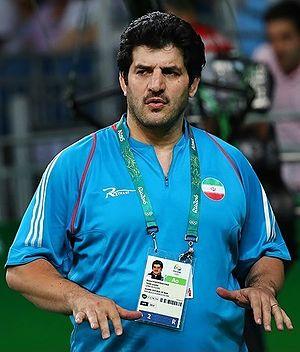 Rasoul Khadem - Rasul Khadem during 2016 Summer Olympics