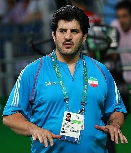 Rasoul Khadem 2016 Summer Olympics