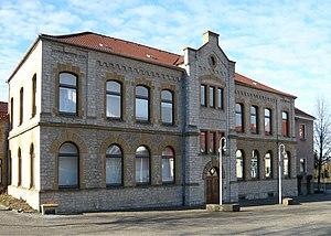 Oerlinghausen - Town hall Oerlinghausen
