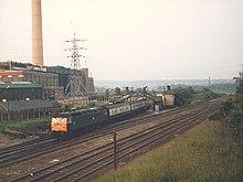Vintage british railways yorkshire dales poster