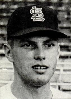 Ray Washburn - Washburn in 1962.