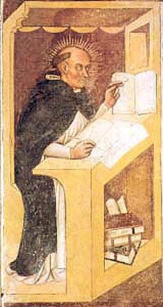 Master of the Order of Preachers - Image: Raymon de Peñaforte