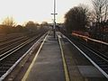 Raynes Park stn platform 1 and 2 eastbound look west.JPG