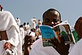 Reading from a prayer book - Flickr - Al Jazeera English.jpg