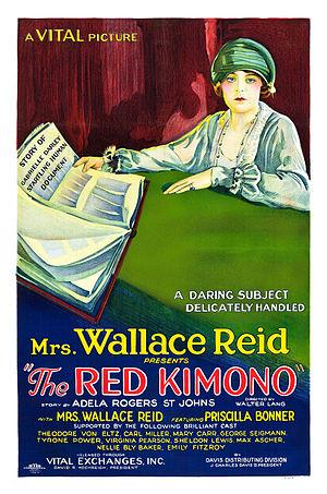 The Red Kimono - Film poster