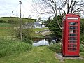 Red telephone box in the Old Town - geograph.org.uk - 433864.jpg