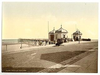 Redcar Pier