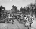 Refugees evacuating the Belgian town of Bastogne - NARA - 292623.tif