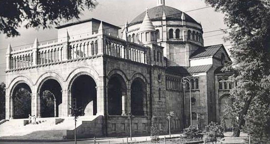 The Regnum Marianum Church (circa 1930)