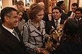 Reina Sofía de España visita Quito (5534766077).jpg