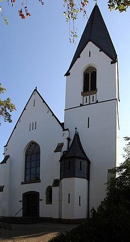 Kirchweg in Niederkassel