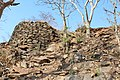 Remains of an Old Fort on the Hill- Bhiwagarh (Nagpur Dist)- Maharashtra-IMG 3333.jpg