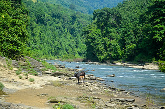 Thanchi Upazila - Image: Remakri রেমাক্রি খাল