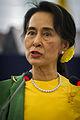 Remise du Prix Sakharov à Aung San Suu Kyi Strasbourg 22 octobre 2013-16.jpg