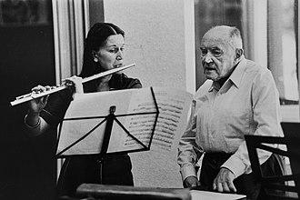 René Le Roy - René Le Roy masterclass at Puget-Théniers (1981)