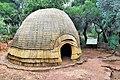 Replica Zulu Hut, Voortrekker Monument.jpg