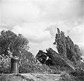 Restant van een bunker uit de Tweede Wereldoorlog langs de bovenrijn, onderdeel…, Bestanddeelnr 254-1205.jpg