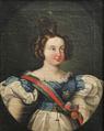 Retrato de D. Maria II, 19th century Portuguese School.png