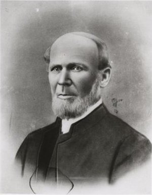 The Christian Guardian - Wellington Jeffers (1814–1896), editor just before Confederation