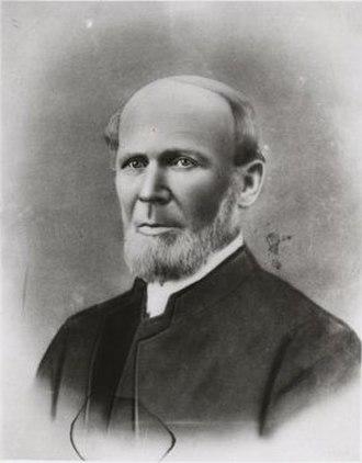 The Christian Guardian - Wellington Jeffers (1814–1896), editor just before Confederation