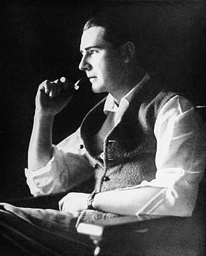 Rex Ingram (director) - Ingram, c. 1920