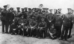 King Edward's Horse - Rhodesian members of King Edward's Horse during World War I