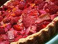 Rhubarbed Strawberry Daiquiri Vegan Tart Plated (4925593990).jpg