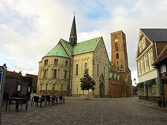 Ribe - Ribe Cathedral