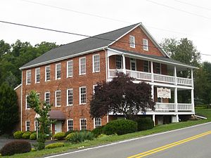 Dunnstable Township, Clinton County, Pennsylvania - Rich-McCormick Woolen Factory, a historic site in the township