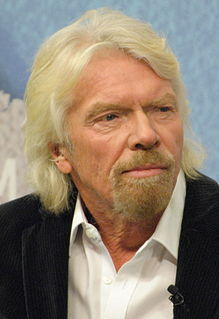 Richard Branson English business magnate, investor and philanthropist