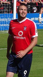 4f01d8e0c98 Richard Brodie (footballer) - Wikipedia