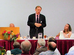Richard Bushman - Bushman addresses the John Whitmer Historical Association (2011)