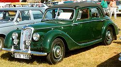 Riley RME 1,5-Litre 4-Door Saloon 1953