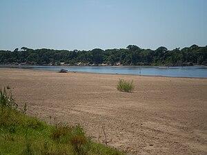 Camaquã River - Image: Rio Camaquã 02