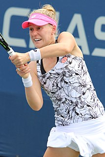 Alison Riske American tennis player