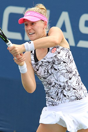 Alison Riske - Riske at the 2016 US Open
