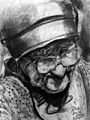 Ritók Lajos szérajz portré Öreg mama 1.jpg