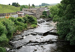 Bainbridge, North Yorkshire - River Bain