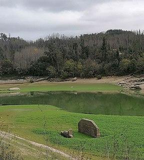 Dão River river in Portugal